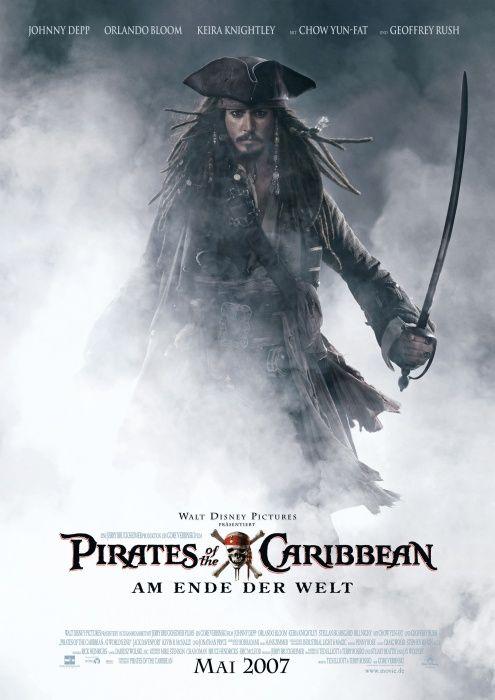Poster zum Film: Pirates of the Caribbean - Am Ende der Welt