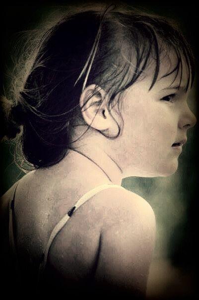 Love this child...