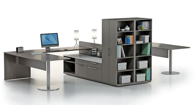 modern law office design work stations   Modern and Functional Office Workstation Furniture Design of Keel by ...