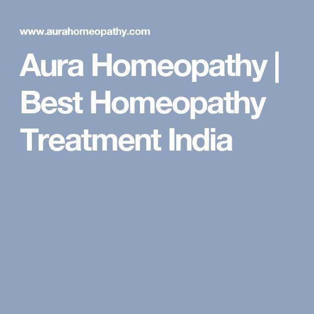 Aura Homeopathy | Best Homeopathy Treatment India