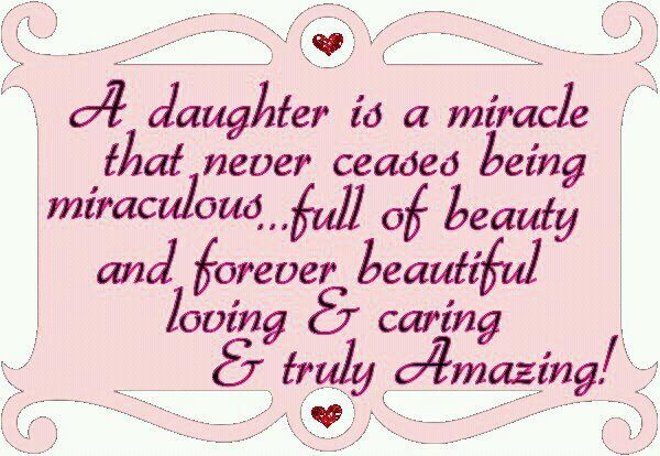 Daughter Quote Inspirational Gift For Daughter Birthday: 52 Best Images About I Love My Daughter On Pinterest