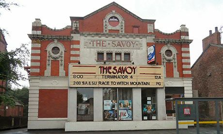 Date night at the Savoy Heaton Moor independent cinema