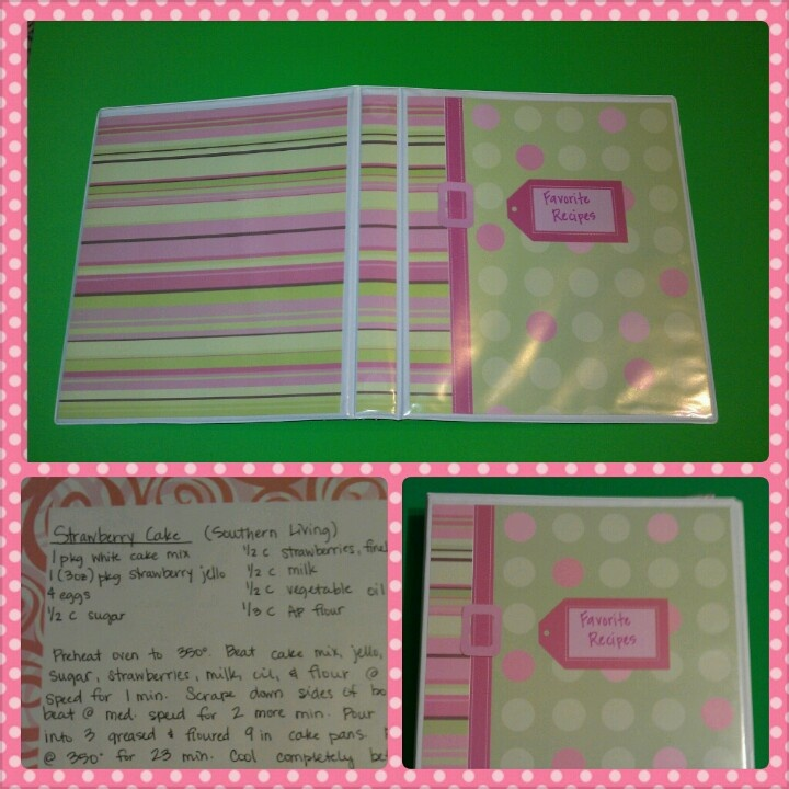 385 best images about diy recipe binder on pinterest see for Diy wedding binder templates