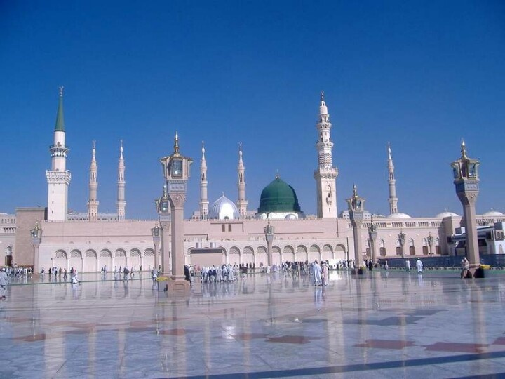 The profet Mohammad(PBUH) mosque ...in Madeena ..KSA