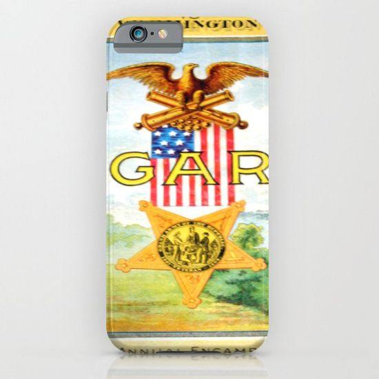 G.A.R iPhone & iPod Case