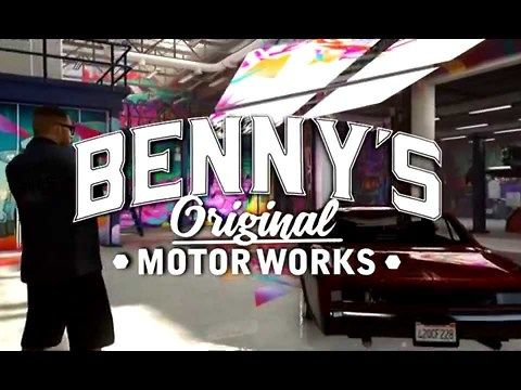 GTA 5 Online Benny's Mod Shop Garage Location Bennys Mod Shop GTA 5 where is benny's garage gta 5 gta 5 benny's garage location this video will show you where is benny's garage gta 5 is really good in this video i show you the location of bennys garage in gta 5 bennys mod shop or bennys garage online as the dlc comes out tomorrow this is the last day you will see this building in a clean way as when the dlc comes out it will have gta 5 art work on it i really like how we will have another…