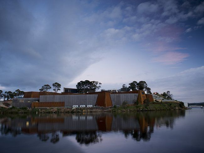 MONA Museum of Old and New Art Hobart | Aussie experts favourite spots | News.com.au