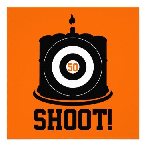 56 best 50th birthday party invitations images on pinterest, Birthday invitations