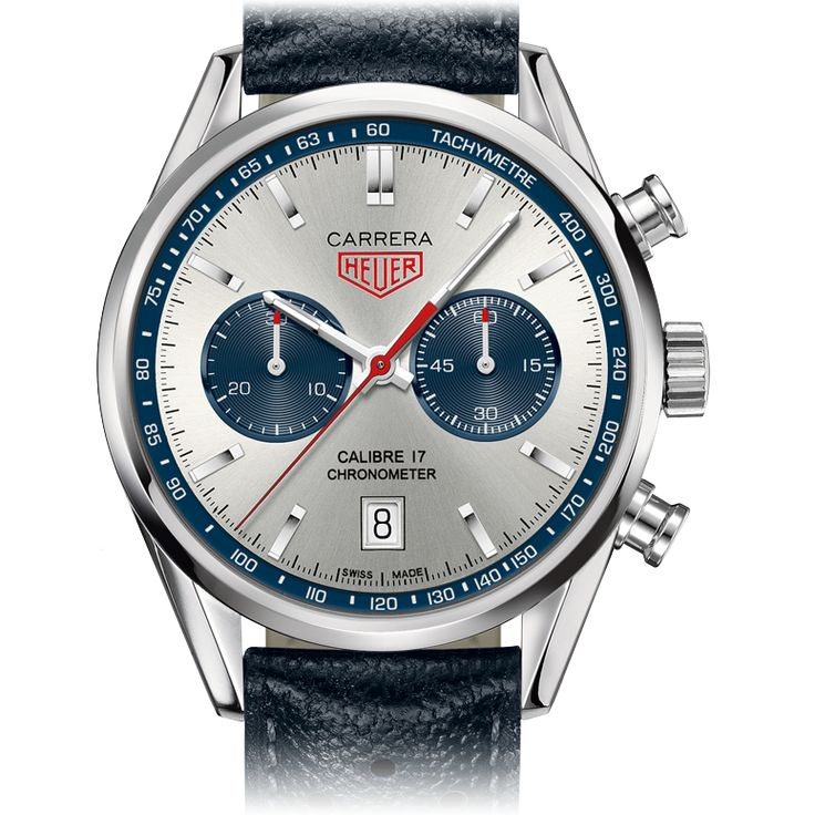 TAG Heuer TAG Heuer CARRERA CALIBRE 17 Automatic Chronograph 41 mm