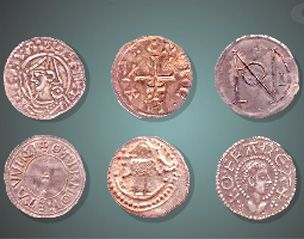 Anglo-Saxon Coins