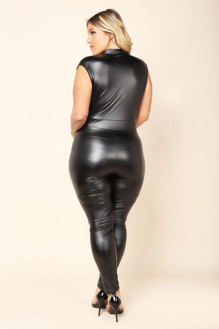 bbw leather