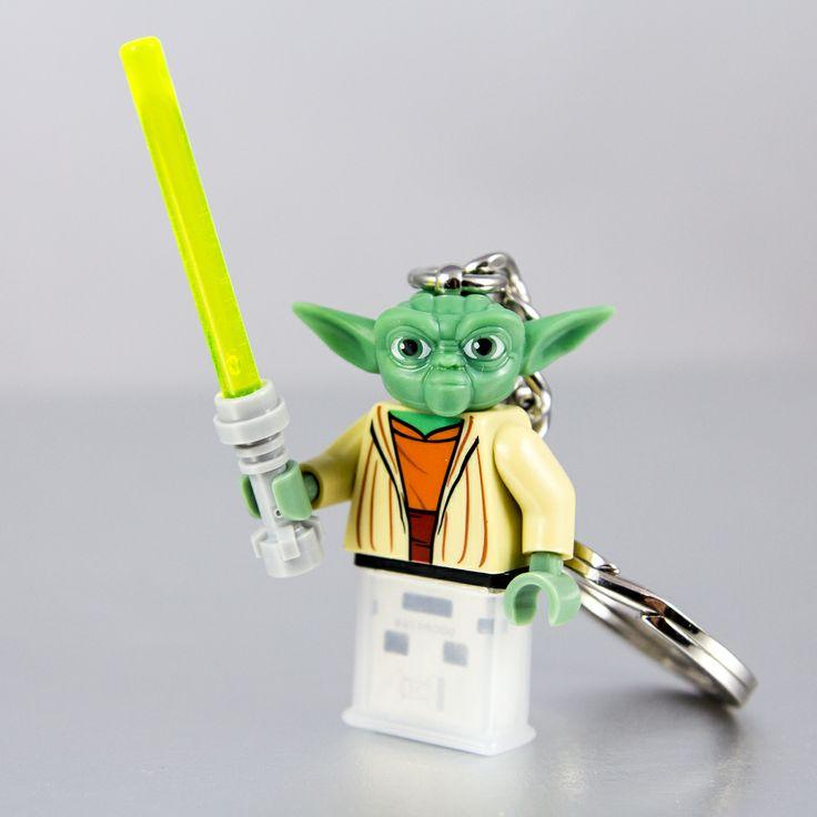 #Yoda #Pendrive 8GB #USB #lego #flash #pendrive #minifigures #handmade #brick-craft