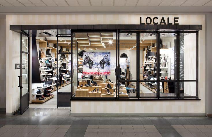 amazing storefront design malls   Aldo's new concept, Lōcale