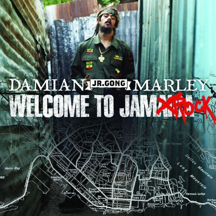 For The Babies by Damian Marley - Welcome to Jamrock