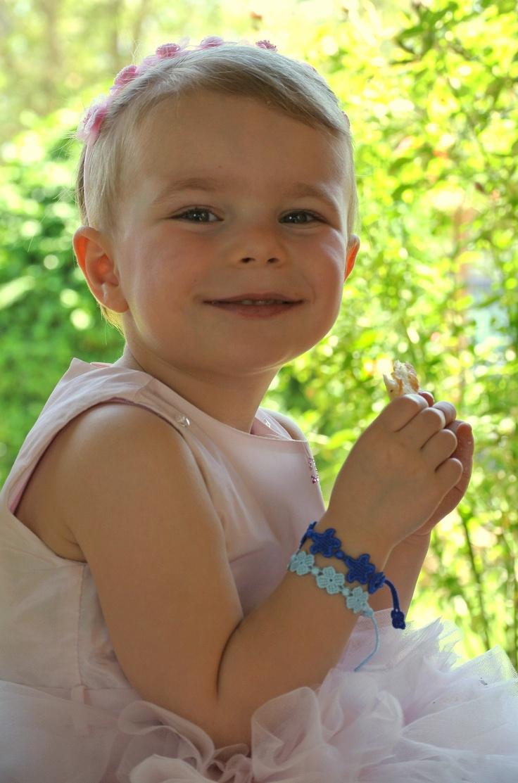 I braccialetti per i vostri bambini!