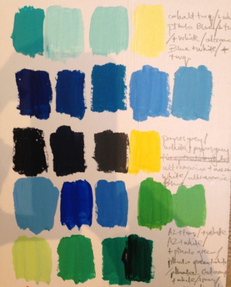 Caths palette