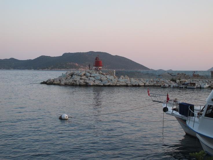 Kaş Liman