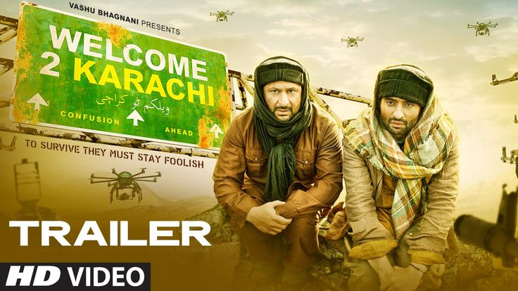 Movie Reviews Welcome 2 Karachi is a movie by two middle stars and this is not a good movie as people were thinking on the trailers.