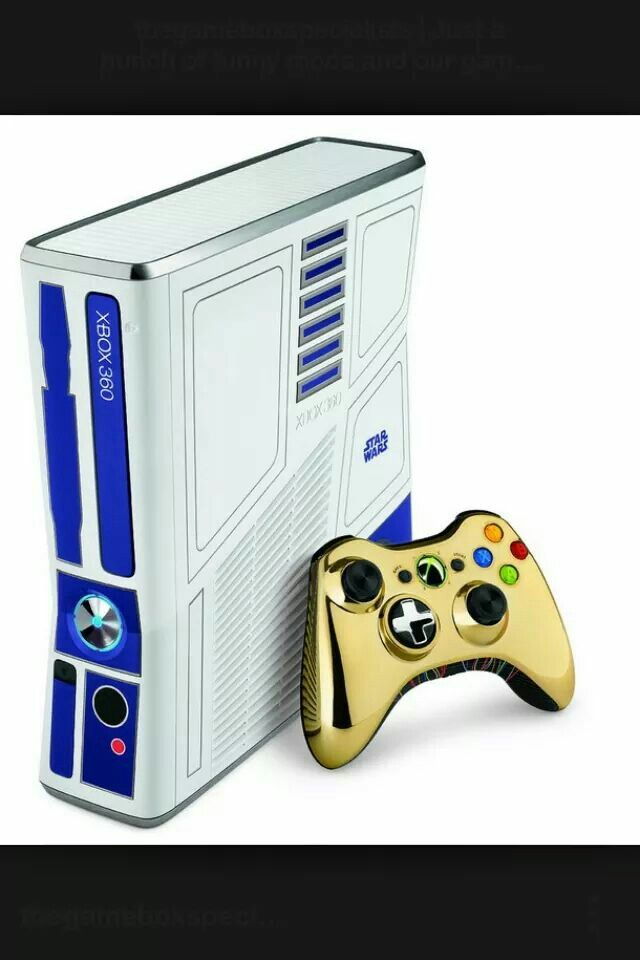 19 best Star Wars Xbox 360 Console images on Pinterest | Xbox 360 ...