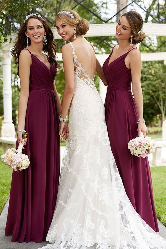 fall wedding bridesmaid dresses 340 best bridesmaid dresses images on ballroom 4021