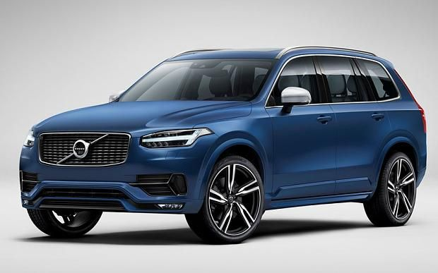 Volvo unveils XC90 R-Design. October orders will deliver in May 2015.