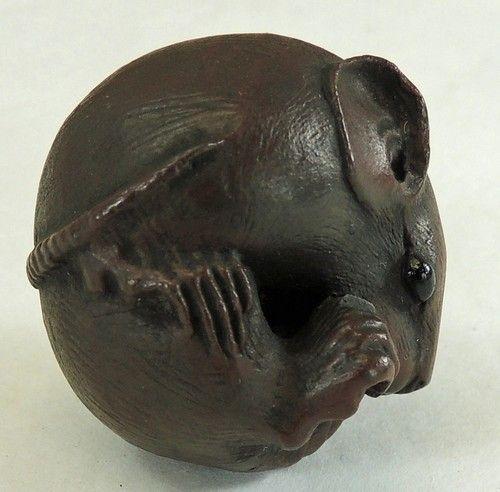 Rat netsuke