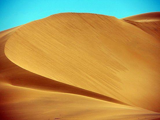 Unser Ausflug in die Namib-Wüste und zur berühmten Düne 7. Auf der vierten Etappe unserer Namibia-Reise