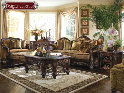 Victorian living room designs living glamorous living rich fabrics