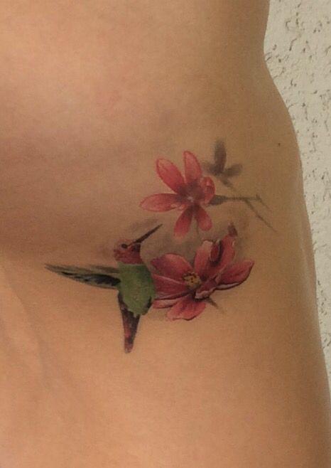 Colibri Kolibri Hummingbird Tattoo Favorite