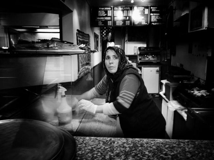 Woman working - Dunedin - New Zealand | ©Michael McQueen | Photographer . . . . #Dunedin #NewZealand #Documentary #Photographer #documentaryphotography #streetphotography