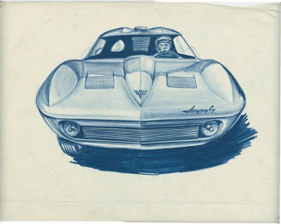An analysis of the design of chevorlet corvette an american car