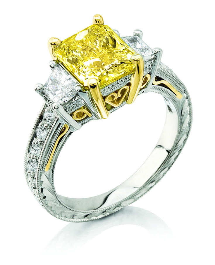 diamond ring | coast diamond ring ricardo basta calderoni chad allison harry winston ...