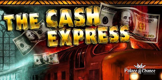 Monthly Promotion: Are you up for a Ride on the Cash Express