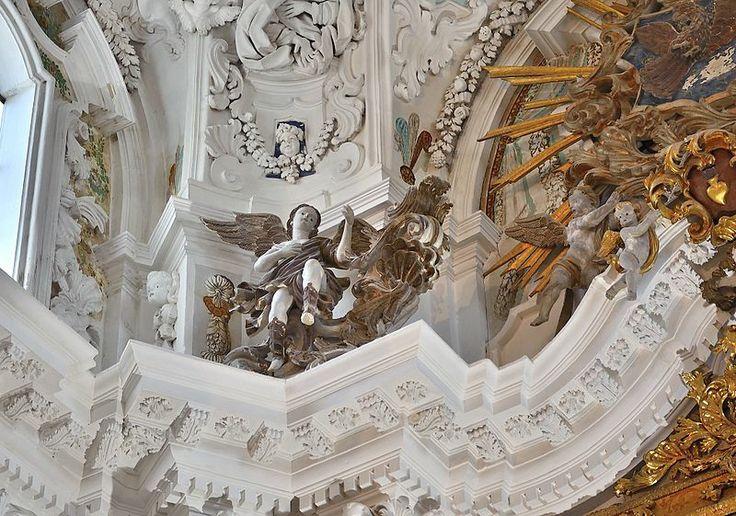 Particolare Chiesa di S. Teresa - Scicli - Foto di Emanuele Sgarlata