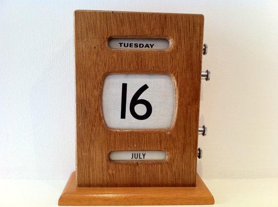 Best Perpetual Calendar Images On   Perpetual