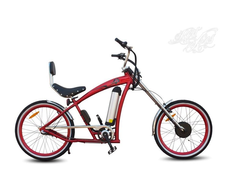 v lo lectrique chopper red baron bikelec pinterest red baron and chopper. Black Bedroom Furniture Sets. Home Design Ideas