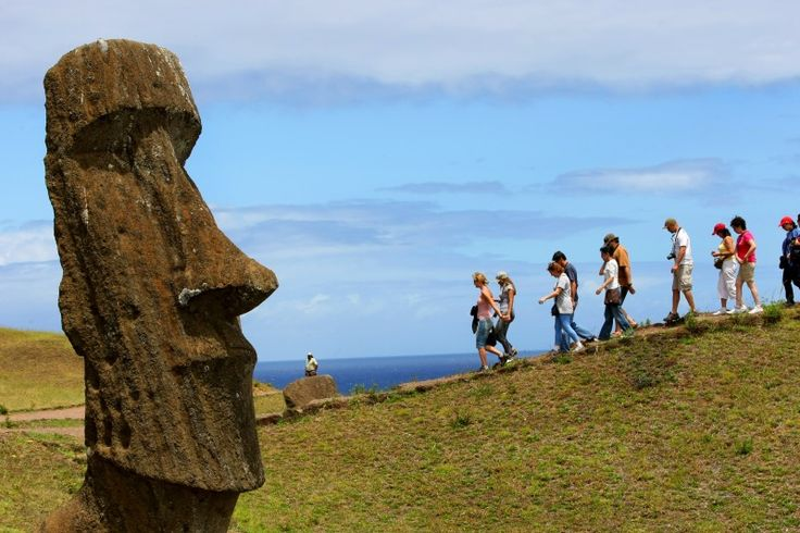The Wonders of Easter Island - Only in South America
