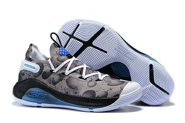 """Under Armour Curry 6 """"Moon Landing"""" For"""