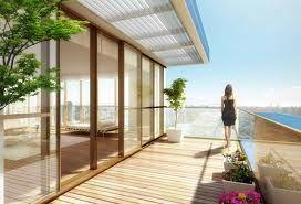 Varyap Meridian   Swimming pool & Terrace   Render   RMJM