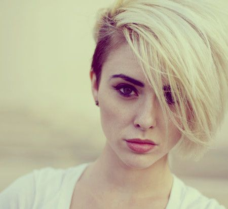 Undercut Hairstyle for Females 2016   Haircuts, Hairstyles 2016 / 2017 and Hair colors for short long & medium hair