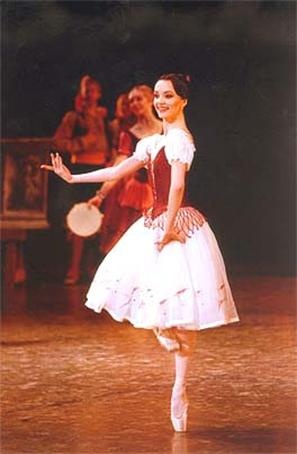 Ballet Paquita So pretty!!, Clairemarie Osta, of the Paris Opera Ballet