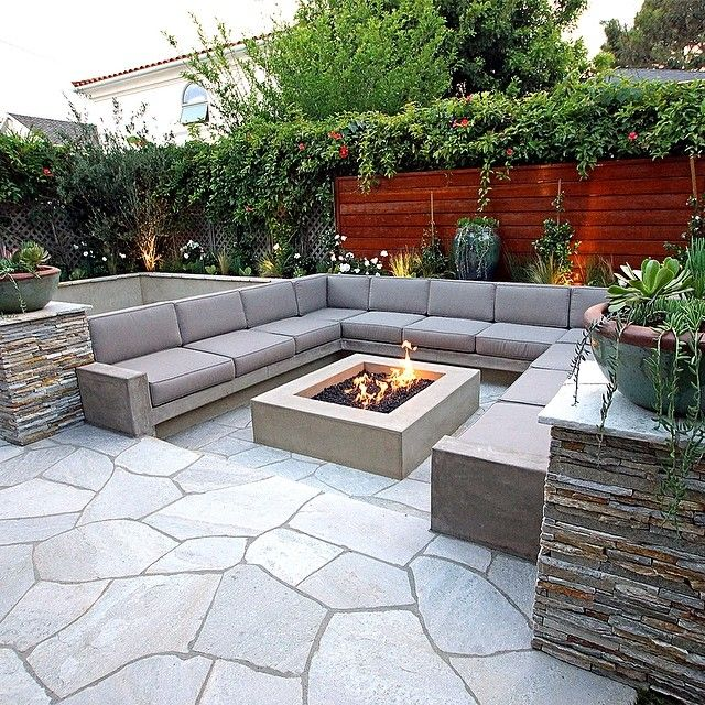 Built In Outdoor Lounge Built In Garden Seating Garden