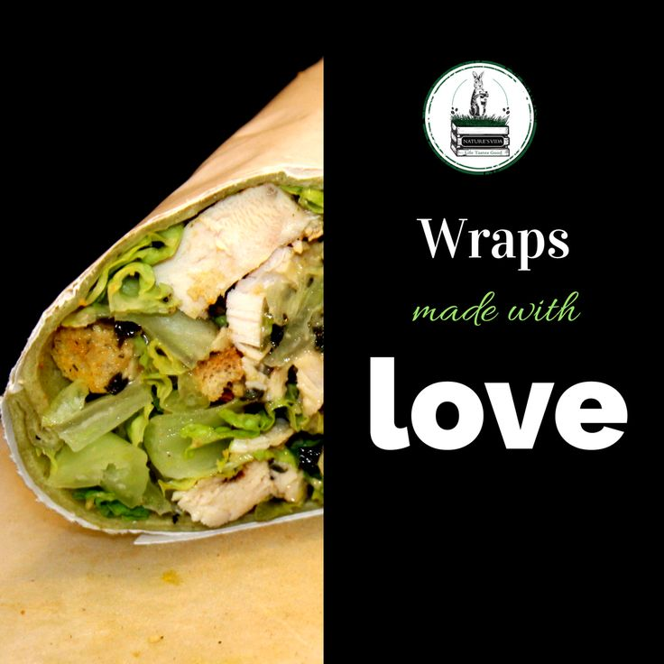 There is no sincerer love than the love of food. In #NaturesVida we make every wrap to tastes yummy. You can choose your favorite: 1. El Gallito 2. Oven Golden Turkey 3. Chicken Caesar 4. Turkey and Bacon 5. Buffalo Chicken  We are @ 53-05 Roosevelt Ave Woodside, New York from 6am until midnight. #NewYork  ** Order from 9am to 9pm at www.delivery.com & www.Seamless.com