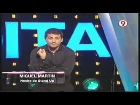 Bendita - Miguel Martin Stand Up Tucumano - YouTube