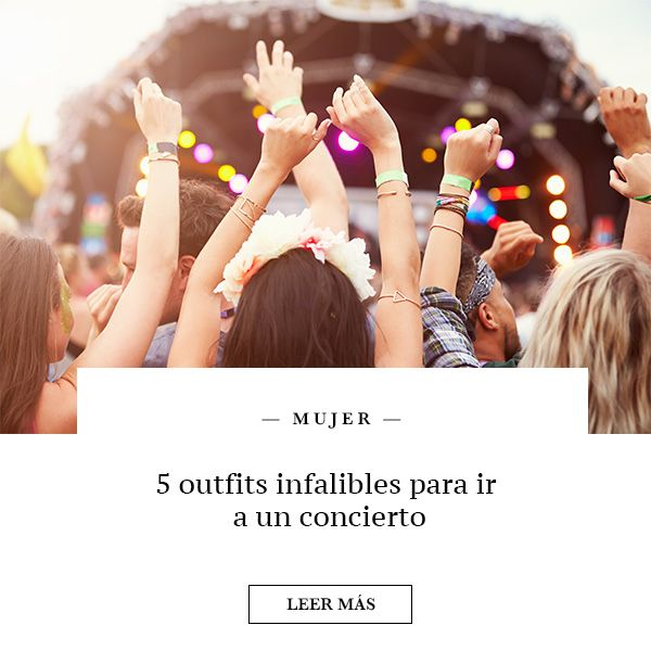 5 Outfits infalibles para ir a un concierto   #Outfit #Chamarra #Jacket #Blusa #Blouse #Pantalones #Jeans #Mujer #Woman #Estilo #Style #Comodidad #Comfort #Accesorios #Accesories #Tenis #Shoes #Moda #Fashion #Vestimenta #Clothing
