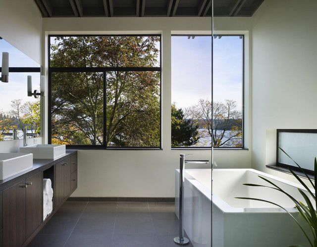 Lake Washington Residence   Modern   Bathroom   Seattle   By BAAN Design