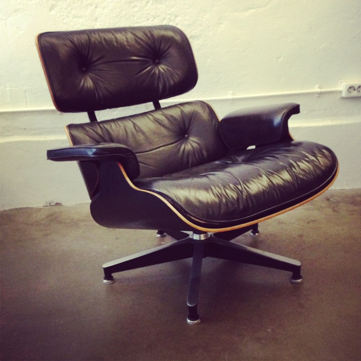 Charles And Ray Eames Lounge Chair, Herman Miller, 1970u0027s This Is A U201cspecial