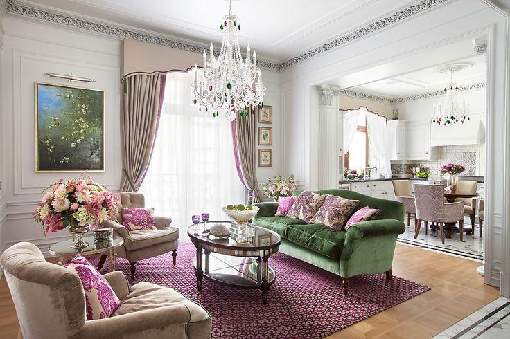 Частный дизайнер интерьера квартир – Ольга Кушнарева