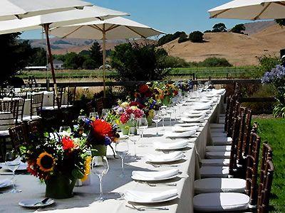 Wedding Reception Locations in California
