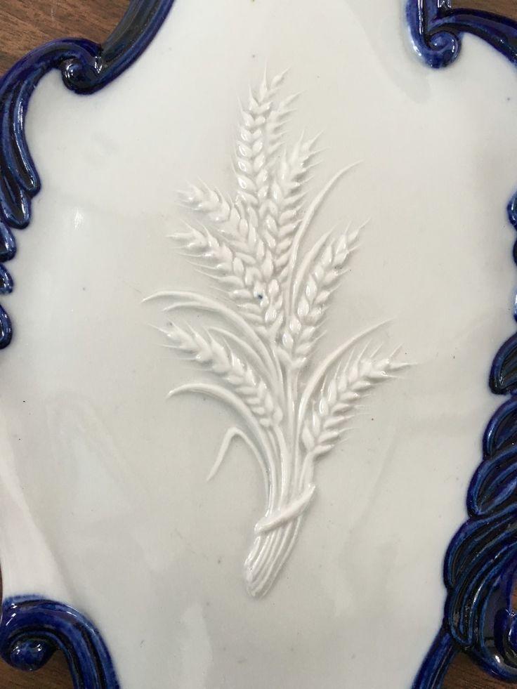 Florentiner Wandleuchten aus Porzellan handbemalt